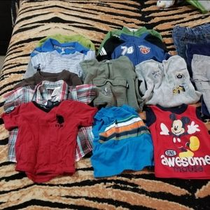 26pc baby clothing lot
